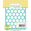 Taylored Expressions HEXAGON Cutting Plate Die