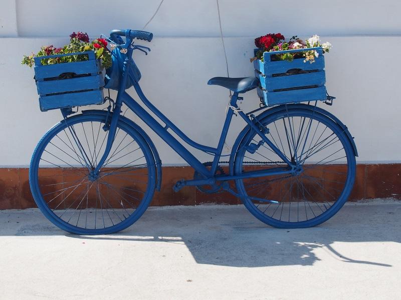 Favignana in un giorno e in bicicletta (elettrica)