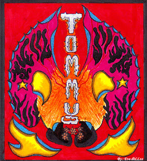 Tommy - Italy.  Rockers and The Bands - Terimakasih Thank you