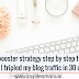 Boardbooster Strategy for Beginners. How I Tripled my Blog Traffic in 30 Days!