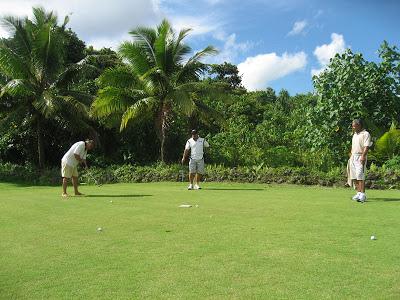 Golf di Pulau Niue