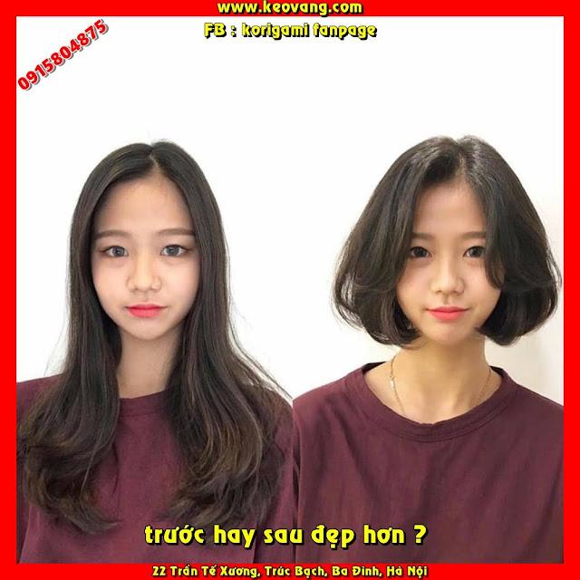 Dư luận ý kiến trái chiều khi nhận xét một cô gái đi cắt tóc ngắn