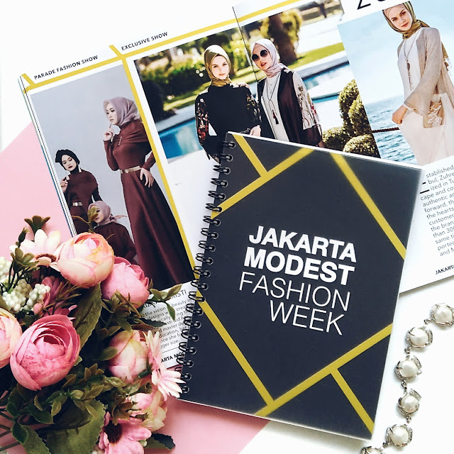 Jakarta Modest Fashion Week by unidzalika