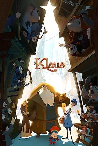 Xem Phim Klaus – Câu Chuyện Giáng Sinh