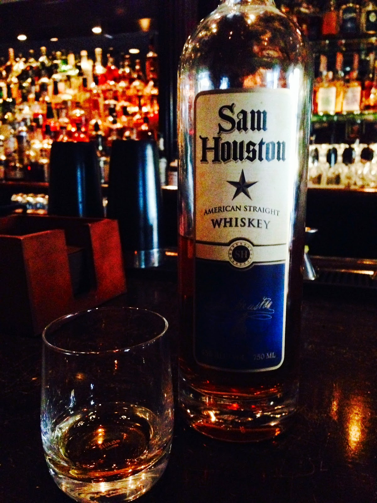 Sam Houston American Whiskey