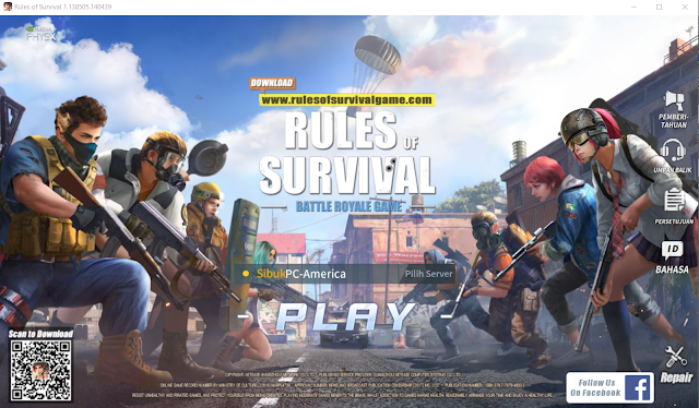 How To Play Rules of Survival Without Emulator