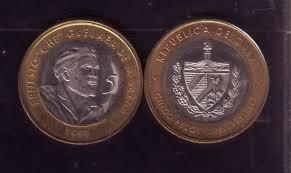 5 Cuban Convertible Pesos - CUC