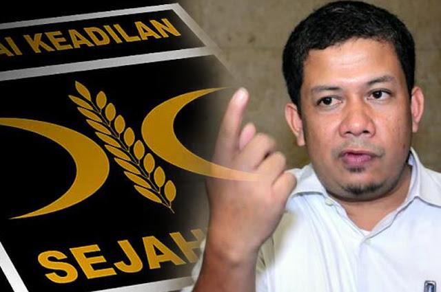 PDIP Sarankan Fahri Hamzah Bikin Partai PKS-Perjuangan