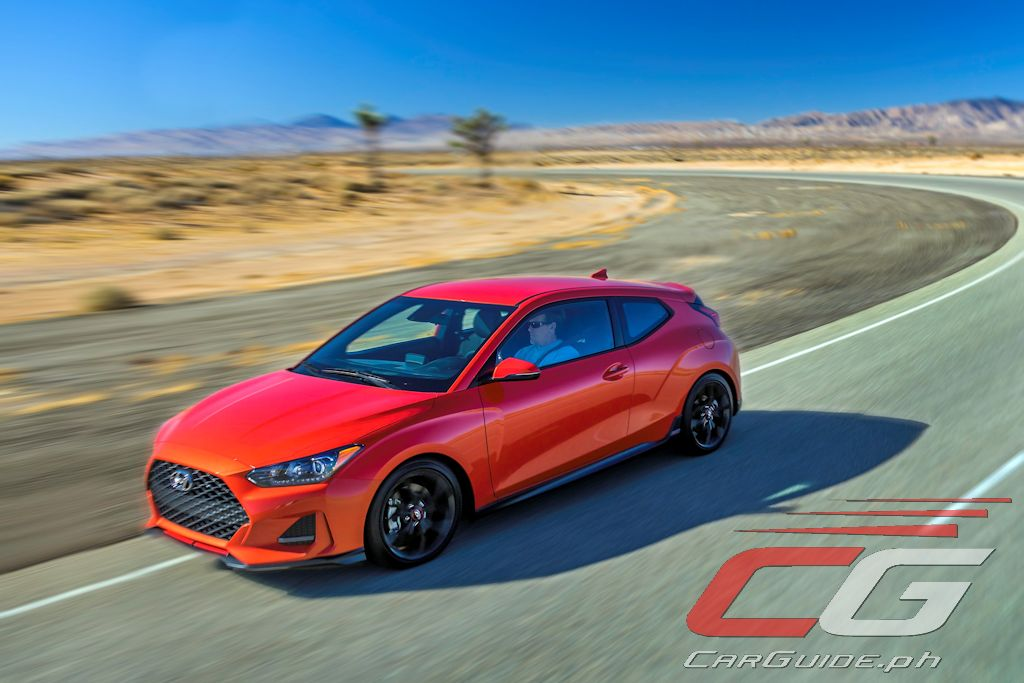 2019 Hyundai Veloster is Looking Like a Proper Hot Hatch (w/ 25