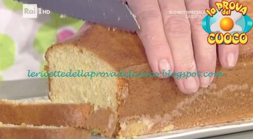 Plumcake al cocco ricetta Moroni da Prova del Cuoco