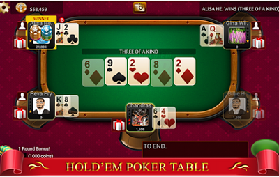 Download Texas HoldEm Poker Free 2016