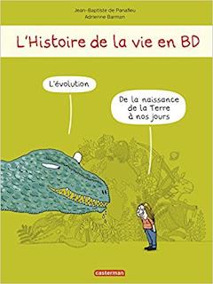 L'Histoire de la Vie en BD de De Panafieu/Duclos J PDF