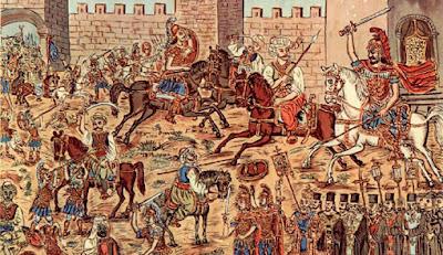 Caída de Constantinopla (1453)