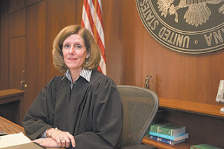 U.S. District Court Judge Jane Magnus-Stinson