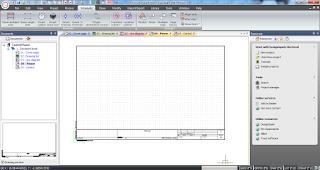 Screenshot 4 : DesignSpark Electrical Software Menggambar Atau Merancang Kelistrikan