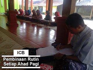 ICB BMT Ahmad Dahlan Pembinaan rutin