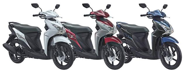 Yamaha Mio S; Didesain Khusus Untuk Wanita