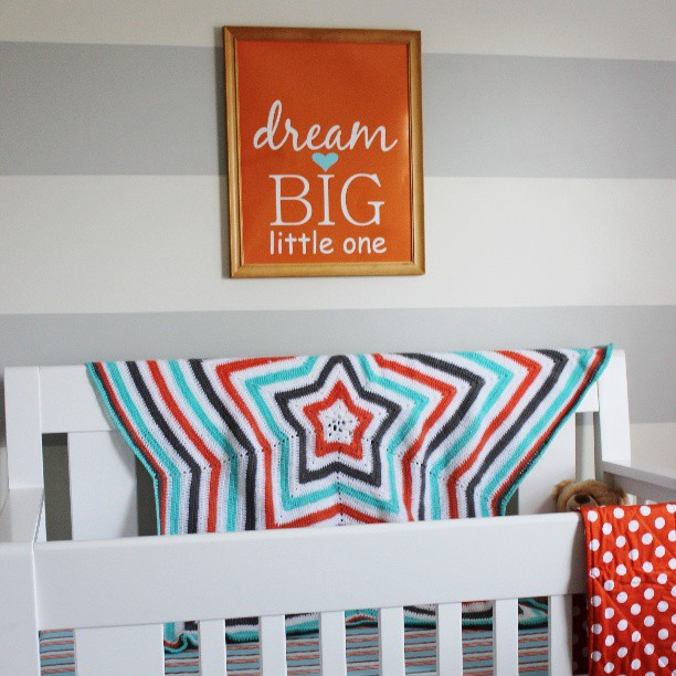 Dream Big Little One free printable