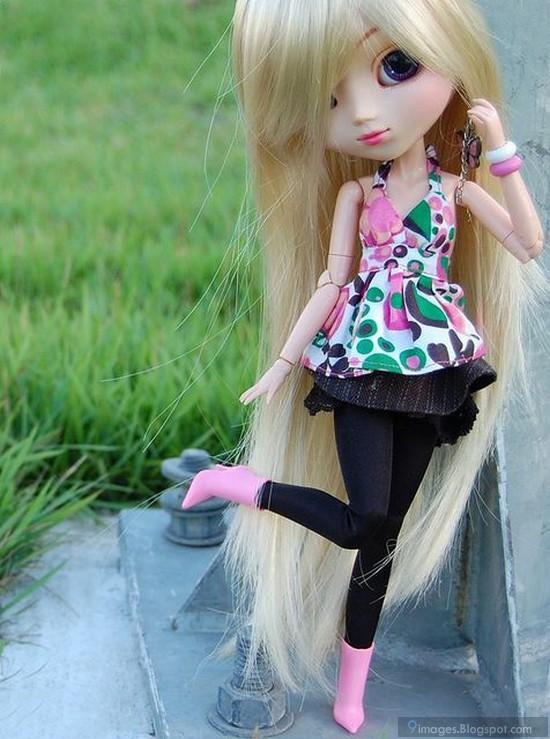Real Barbie Girl Hd Wallpaper Cute Doll Fashionable Barbie Girl