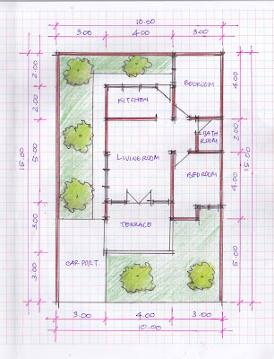 layout of home design 12b