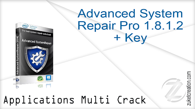 Advanced System Repair Pro 1.8.1.2 + Key