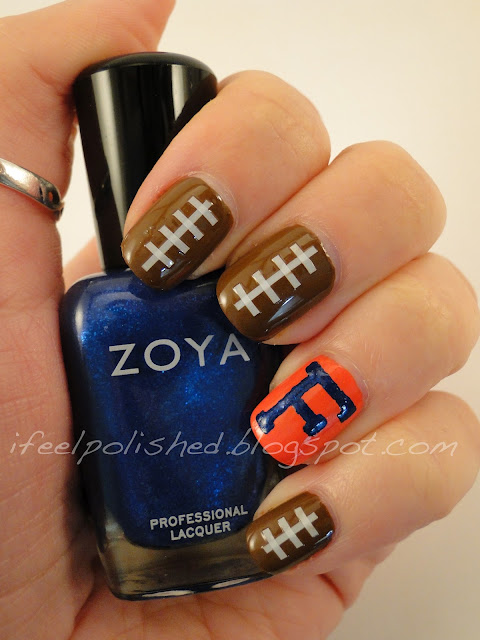I Feel Polished!: Football Season: University of Florida