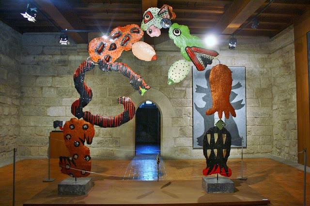 Museu José Guimarães em Guimarães