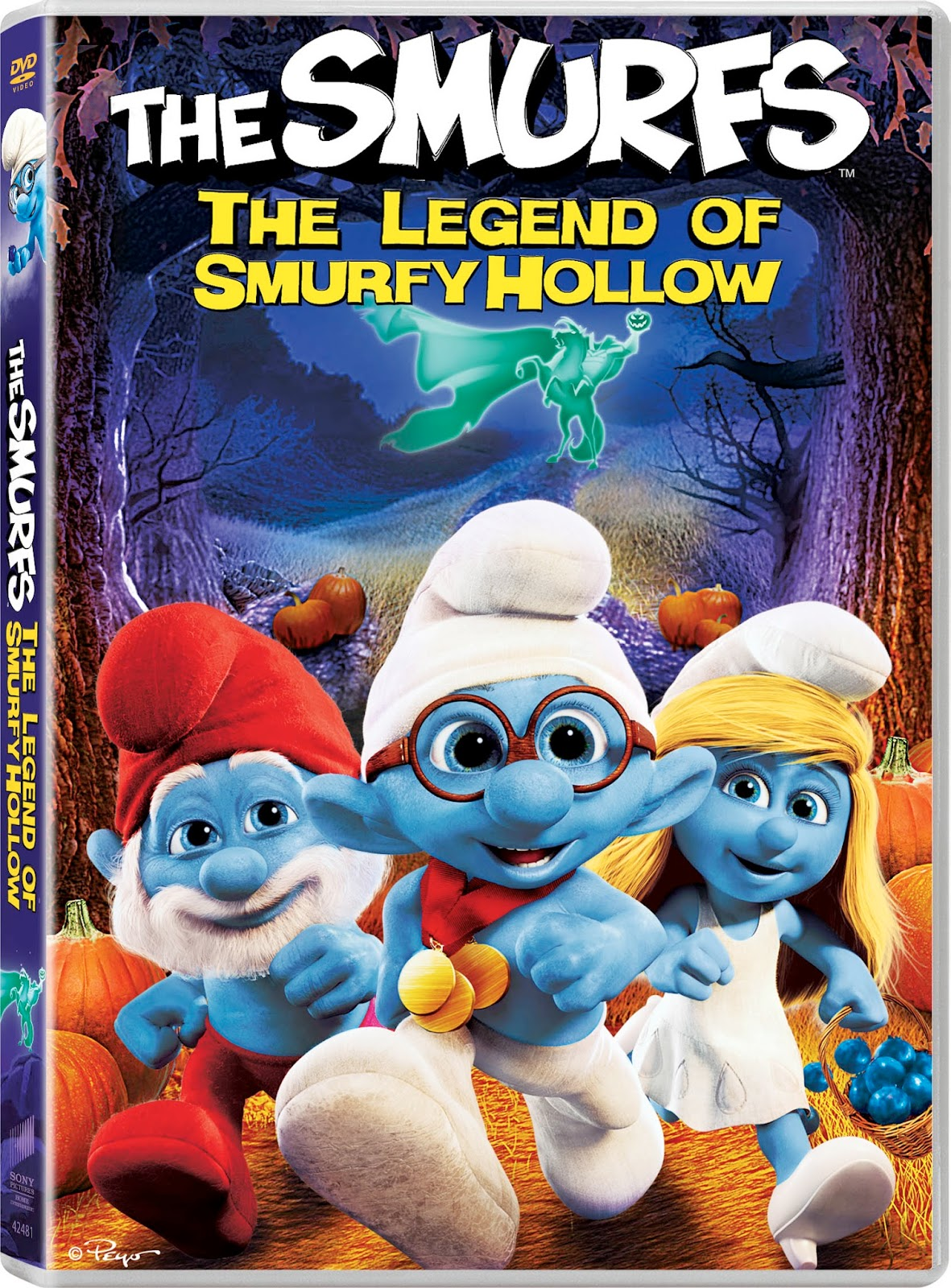 The Smurfs The Legend of Smurfy Hollow (2013) ταινιες online seires xrysoi greek subs