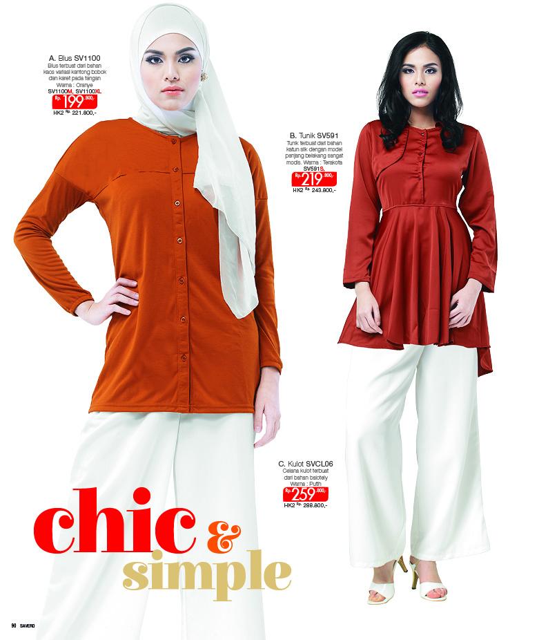 Koleksi Bunda Toko Online Busana Muslim Baju Muslim