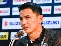 Inilah Komentar Dari Pelatih Timnas Thailand Kiatisuk Senamuang Setelah Kalah Dari Indonesia