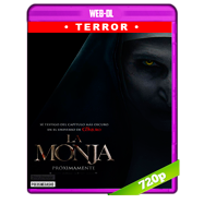 La monja (2018) WEB-DL 720p Audio Dual Latino-Ingles