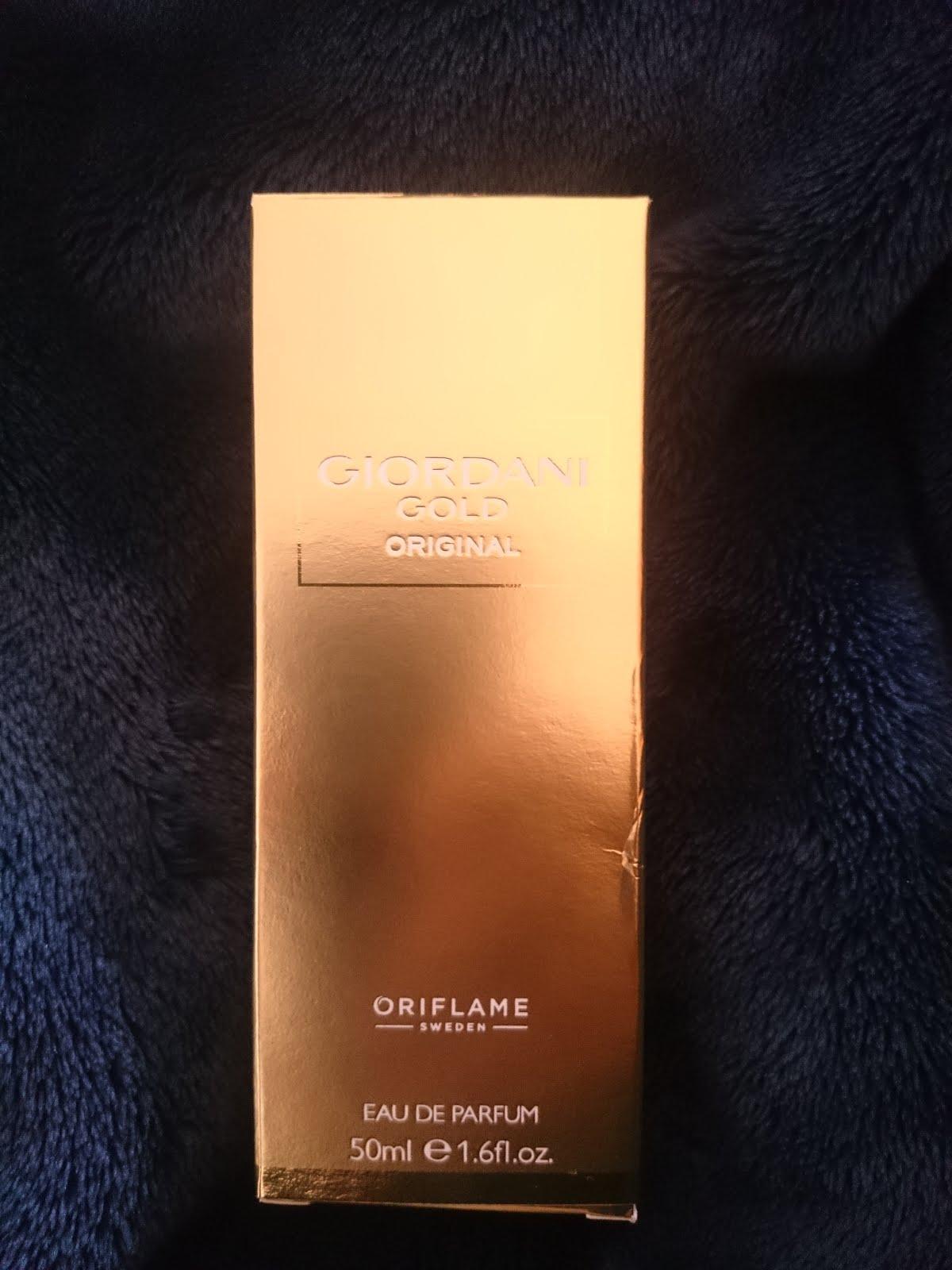 Makeup Life And Style Review Oriflame Giordani Gold Original Parfume