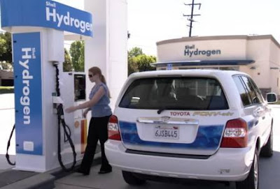 Energi Alternatif 6: Hidrogen