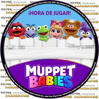 GALLETAMUPPET BABIES ¡HORA DE JUGAR! - MUPPET BABIES, TIME OF PLAY! - 2018