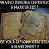 How to get a new TNDTE Diploma Certificate & Marksheet