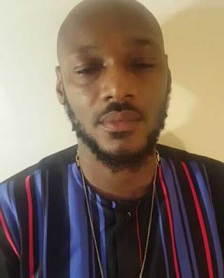 Tuface Idibia's Foundation Apologizes To Nigerians On His Behalf