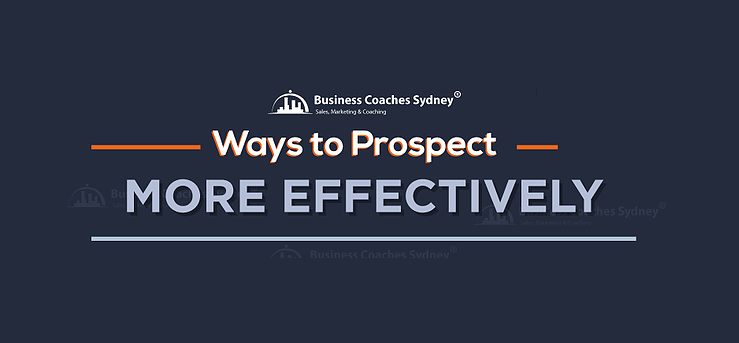 Boost Business Sales Prospecting Strategy