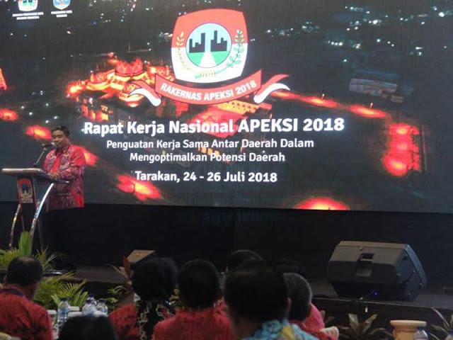 Tjahjo Kumolo Minta Kota dan Kabupaten Tingkatkan Kerjasama Antar Daerah