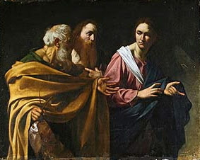 The Calling of Saints Peter and Andrew