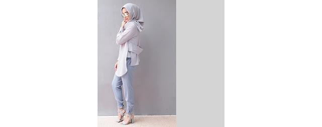 Koleksi Fashion Inspires, Nabila Hatifa.