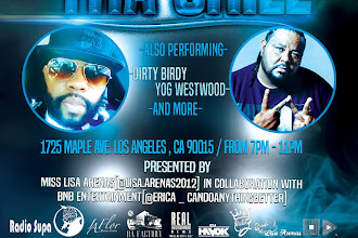 New Event Alert: The Up In Smoke Show Will Be Going Down On Nov. 29th  