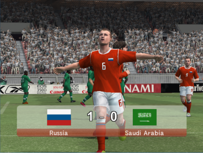 World Cup 2018 PES 6 Option File  Free Download ~ PES 6 Shine 3ed297ec5