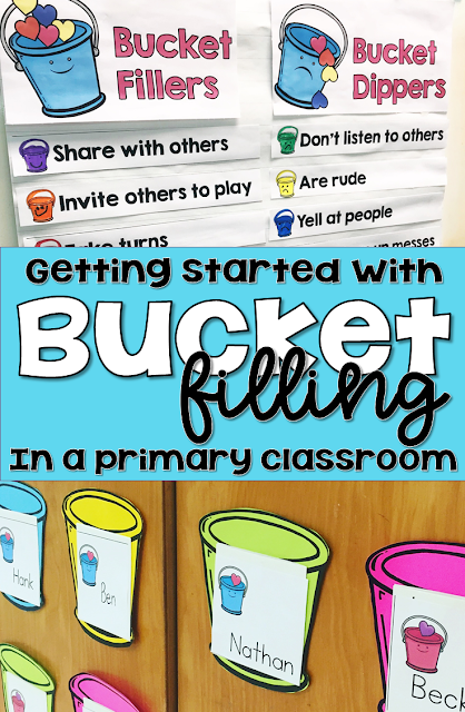Get started with bucket filling