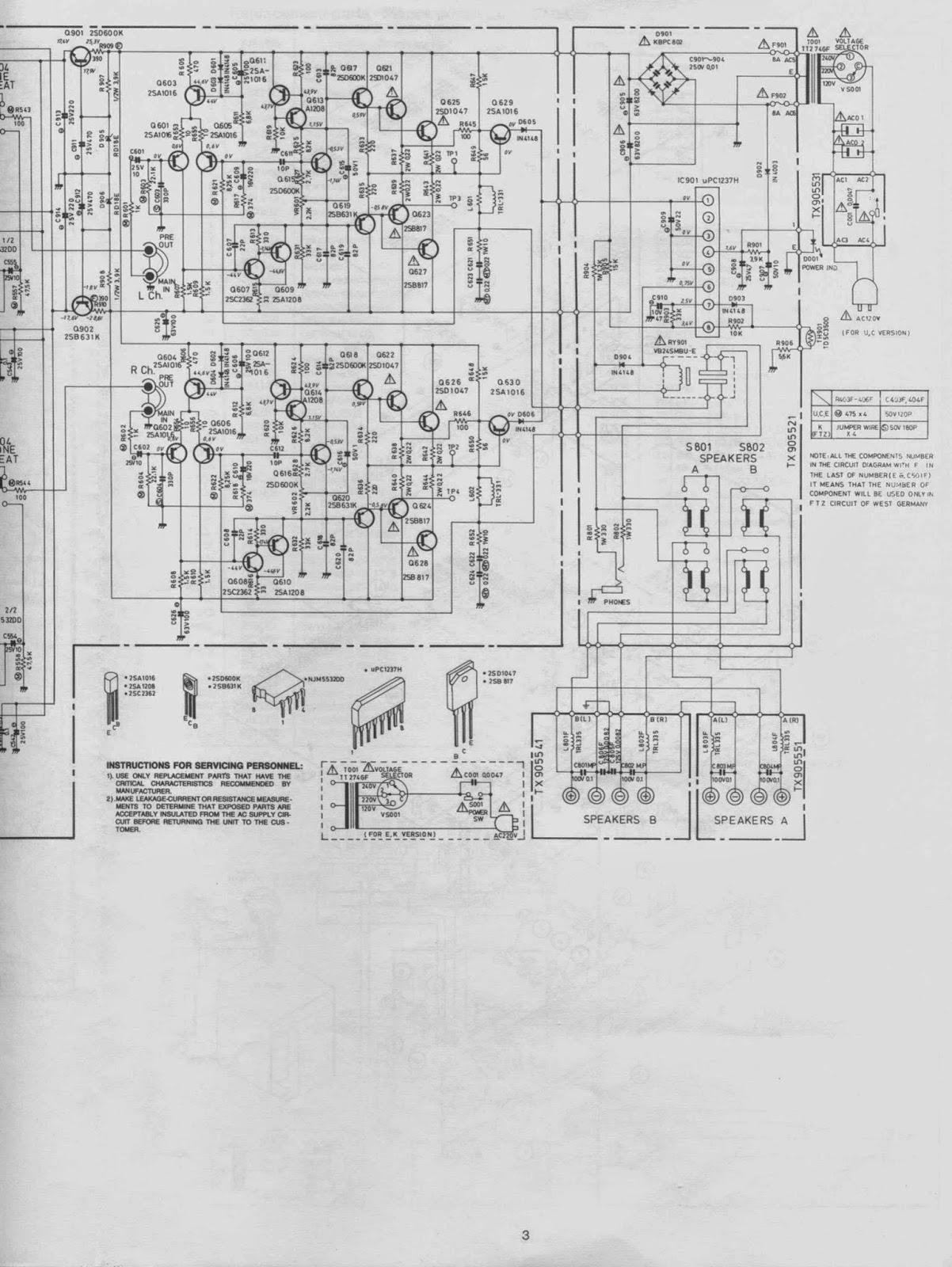 Infrequent Sound Tex Technology Dual Cv