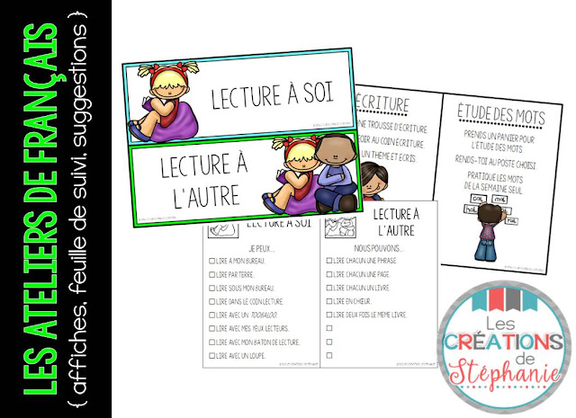 http://lescreationsdestephanie.com/?product=ensemble-daffichage-pour-les-ateliers-de-francais-neon