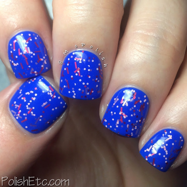 Cirque Colors - Nordstrom exclusive Poolside Collection - McPolish - Summer Soiree