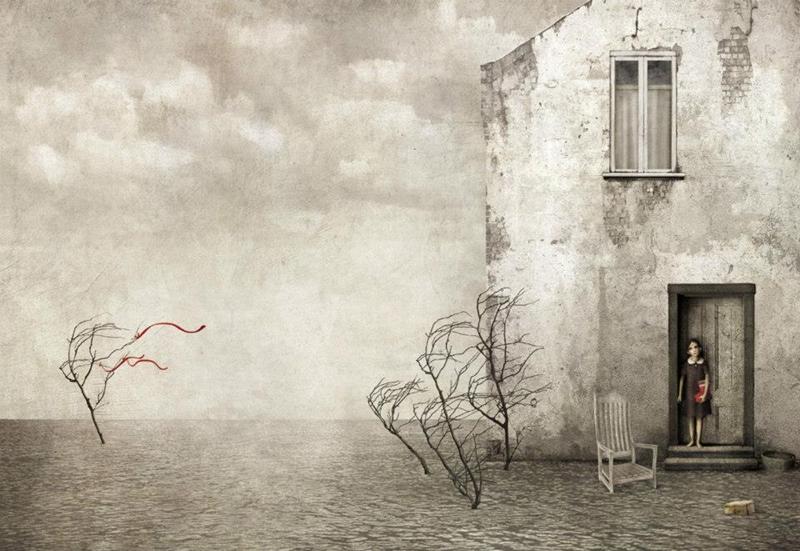 Gabriel Pacheco 1973 - pintor mexicano visionario surrealista