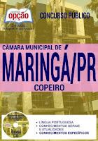 Apostila Câmara Maringá 2017 para COPEIRO