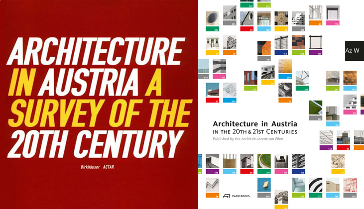 Old+New Book Review: Architecture in Austria