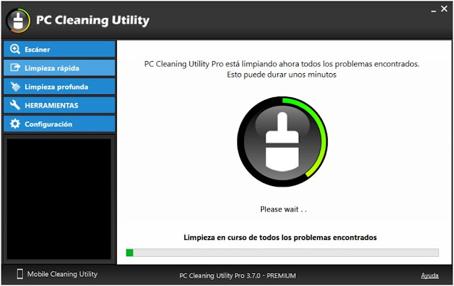 PC Cleaning Utility Pro Full
